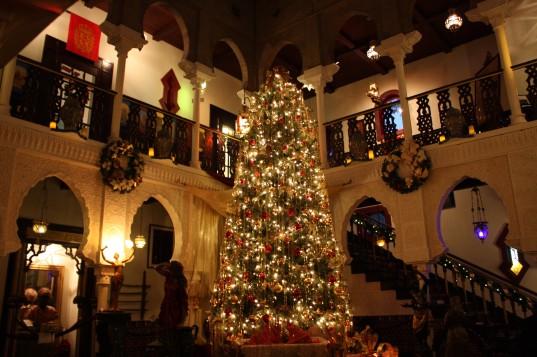 The Zorayda's Christmas Tree