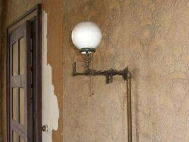 Original gas lamp