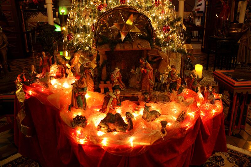Nativity Display