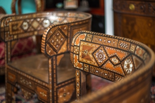 Exquisite furnishings from around the world